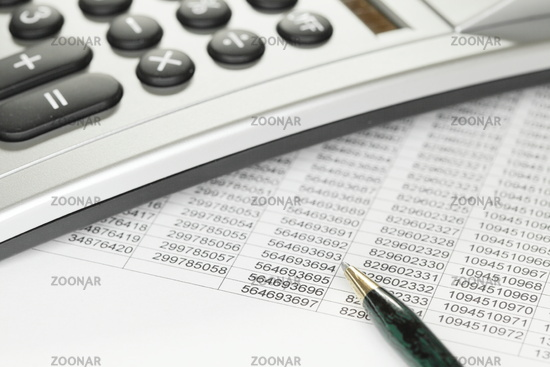 numbers and calculator