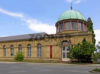 Orangerie bzw. Kunsthalle Karlsruhe