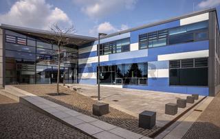 Schule Campus Technicus in Bernburg