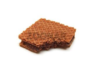 Schokoladenwaffel / chocolate waffle