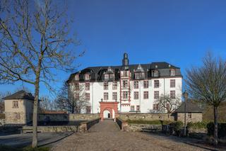 Schloss Idstein, Residenzschloss, Hessen, Deutschland
