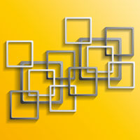 Abstract Retangles Background