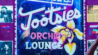 Famous Tootsies at Nashville Broadway - NASHVILLE, USA - JUNE 15, 2019