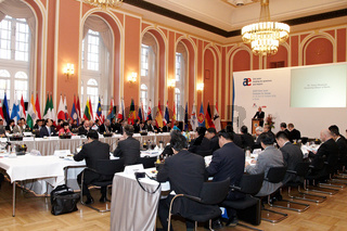 Second international ASEM (Asia-Europe)