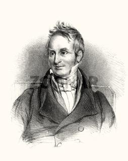 Mountstuart Elphinstone, 1779 – 1859, a Scottish statesman and historian