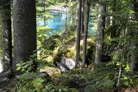 swiss lake Blausee