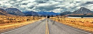 Great Alpine highway