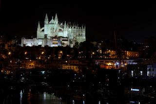 Kathedrale La Seu in Palma de Mallorca