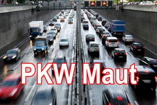 traffic jam pkw maut