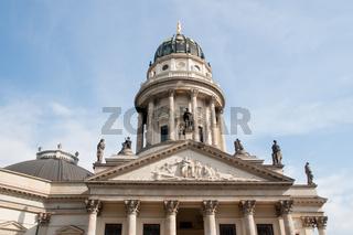 Deutscher Dom, Gendarmenmarkt, Berlin