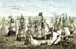 The fleet of Emperor Charles V, 1500 - 1558, Habsburg, King Char