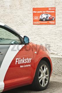 db bahn, flinkster, carsharing