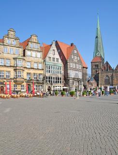 am Bremer Markt