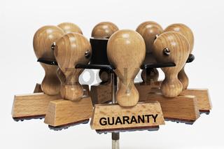 stamp guaranty