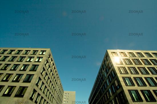 Berlin, building