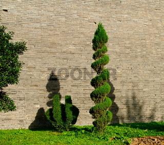 Historische Stadtmauer von Xi'an