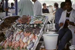 Fischmarkt in Essouira