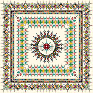 Al-Qatt Al-Asiri pattern 64