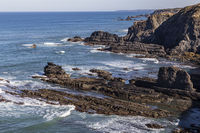 coastline in Alentejo, Portugal