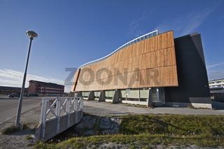 Kulturzentrum Katuaq in Nuuk, Grönland