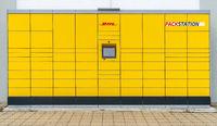 DHL Packstation für Post und Pakete