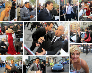 Fast and Furiuos 6 World Premiere