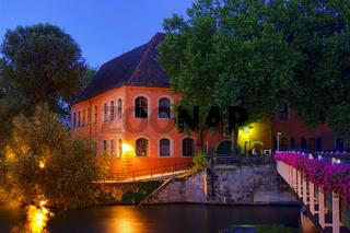 Bamberg Schloss Geyerswoerth - Bamberg Palace Geyerswoerth 01