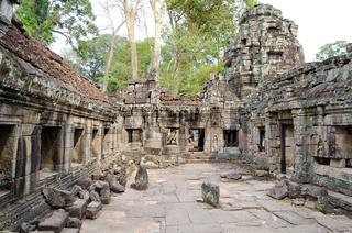 Ta Som temple in Angkor, Cambodia