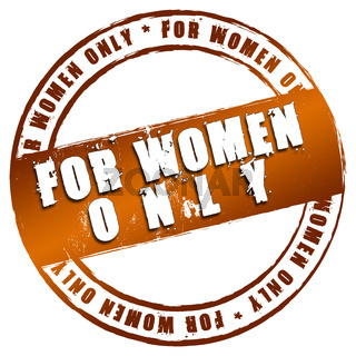New Stamp - For Women only