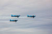 RAF Blades flying team