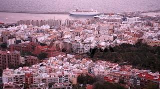 Das Noerdliche Stadtzentrum von Santa Cruz de Tenerife