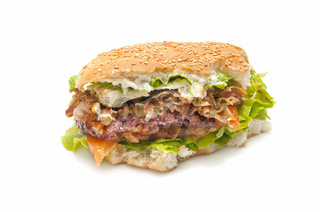 burger bite