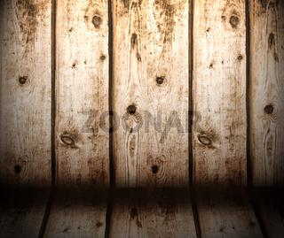 Old wooden grunge background.