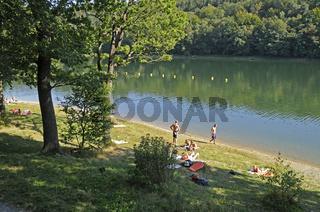 Gloertalsperre reservoir