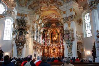 barocke Wieskirche