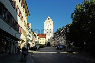 Marktstraße und Obertor