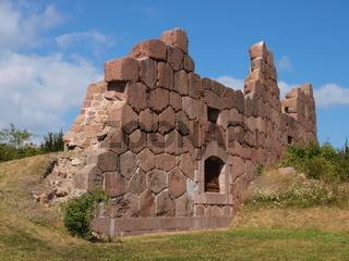 Festungsruinen  Bomarsund, Finby, Aland