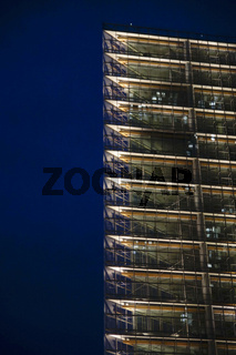Bürohaus Renzo Piano am Potsdamer Platz in Berlin