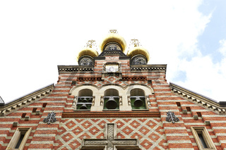 Alexander Nevsky Church in Copenhagen, Denmark