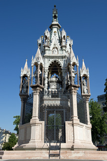 Mausoleum des Herzogs von Braunschweig, Genf