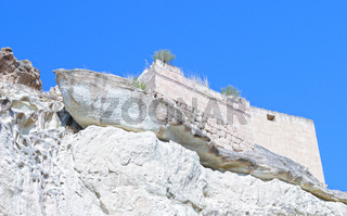 Arche Noah aus Fels  in Cavusin