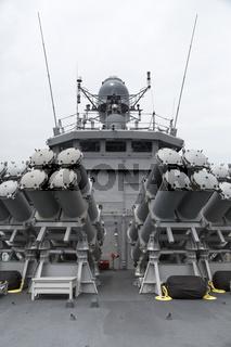Military vessel
