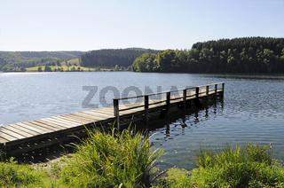 Listertalsperre reservoir