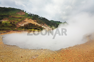 Crater Sikidang