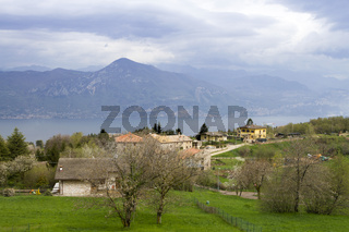 San Zemo di Montagna Italien
