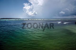destin florida beach scenes