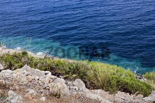 Steilküste Ostküste Mallorca