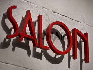 Friseur-Salon-gross