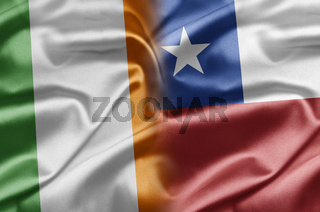 Ireland and Chile