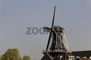 Windmühle De Adriaan, Haarlem, Nordholland